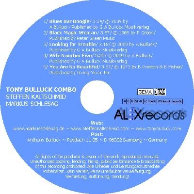 Tony Bulluck